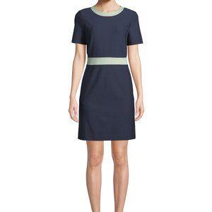 Color-Block Ponte Dress